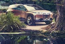 BMW iNext : Vision d'avenir