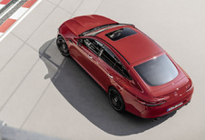 Mercedes-AMG GT 43 4-Door is slechts instapversie