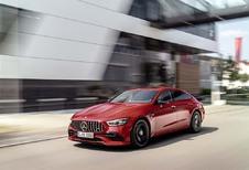 Mercedes-AMG GT vierdeurs krijgt nieuwe 43-versie