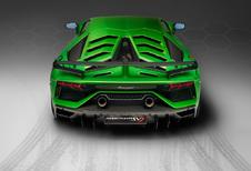 Lamborghini van Audi naar Porsche
