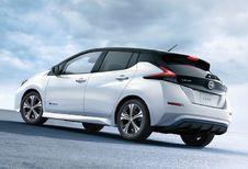Nissan Leaf : plus d'autonomie en 2020