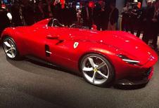 Ferrari Monza SP1  is Superfast