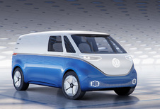 Volkswagen ID Buzz als handige Cargo