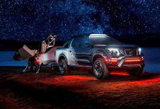 Nissan Navara Dark Sky: telescoopauto