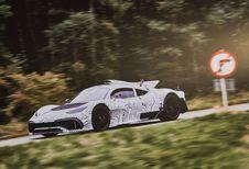 Mercedes-AMG Project One op de openbare weg