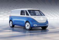 Volkswagen I.D. Buzz Cargo : Rétro-futuriste