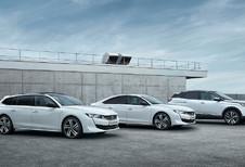 Peugeot stelt plug-in hybride gamma voor
