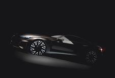 Audi Sport e-tron GT met technologie Porsche Taycan