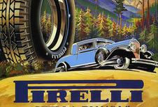 Pirelli Stella Bianca : Le retour du pneu diagonal pour les oldtimers