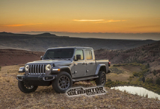 Jeep Wrangler met laadbak is… Gladiator!