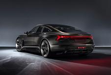Audi E-Tron GT met Porsche-DNA #1
