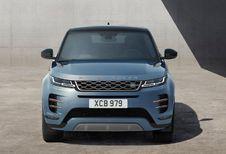 Geen Jaguar Land Rover in Genève