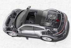 Porsche 911 hybrid wordt supersnelle stekkerhybride #1