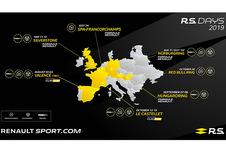Renault Sport Days: op het circuit met je R.S.!