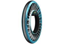 Goodyear Aero Concept : le pneu qui lévite