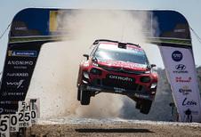 WRC Mexico – Ogier wint, Neuville vierde #1