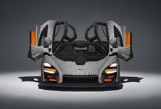 Deze McLaren Senna is 500 kilo zwaarder en... van Lego