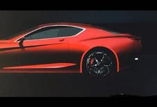 Alfa Romeo GTV toont zijn dijen #1
