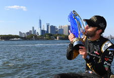 Jean-Eric Vergne en DS Techeetah kampioen Formule E in New York