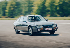 Le Youngtimer Rallye en Citroën CX : Vaisseau spatial