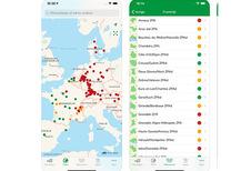 Green Zones: de slimme applicatie die je waarschuwt voor LEZ's