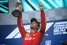 Gemengde gevoelens voor Charles Leclerc na eerste Formule 1-zege in GP België