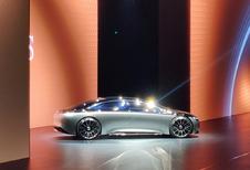De 5 belangrijkste nieuwigheden op de IAA Frankfurt: Mercedes Vision EQS