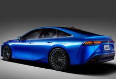 Nieuwe Toyota Mirai wordt een luxelimousine op waterstof #1