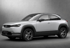 Mazda MX-30 is elektrisch en komt in 2020 - UPDATE: de prijs! #1