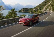 Ford onthult zijn elektrische SUV Mustang Mach-E officieel #1