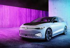 Volkswagen I.D. Space Vizzion: elektrische break #1