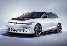 VW ID Space Vizzion is elektrische Passat Variant voor 2021 #1