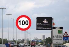 Vlaams klimaatplan verlaagt maximumsnelheid Brusselse Ring naar 100 km/u