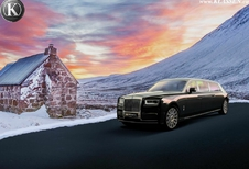 Rolls-Royce Phantom taille paquebot #1