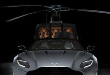 Aston Martin prend l'hélicoptère avec Airbus