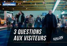 Vidéo - Salon Auto de Bruxelles 2020 - Qu'en pensent les visiteurs ?