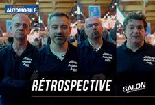 Vidéo - Salon Auto de Bruxelles 2020 - Le salon en rétrospective