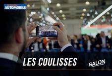 Vidéo - Salon Auto de Bruxelles 2020 - Dans les coulisses