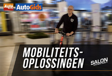 Video - Autosalon Brussel 2020: Innovatieve mobiliteit