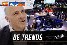 Video - Autosalon Brussel 2020: De trends