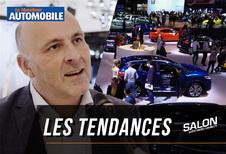 Vidéo - Salon Auto de Bruxelles 2020 - Les tendances