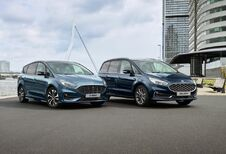Ford S-Max en Galaxy worden hybride #1