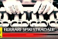 Achter de schermen bij de productie van de Ferrari SF90 Stradale