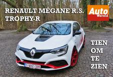 Video: Tien om te zien - Renault Mégane R.S. Trophy-R!