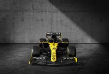 F1 2020: Renault toont eindelijk definitieve kleuren