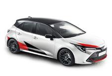 Toyota GR Corolla wordt Japanse VW Golf GTI #1