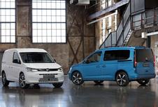 Volkswagen presenteert nieuwe Caddy, de Life en Maxi volgen in 2021 #1
