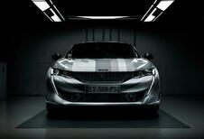 Hier is de plug-inhybride 508 PSE, kort voor Peugeot Sport Engineered #1