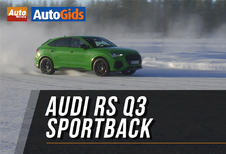 Video: IJsdriften met de Audi RS Q3!