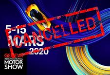 Breaking - Autosalon Genève 2020 afgelast!